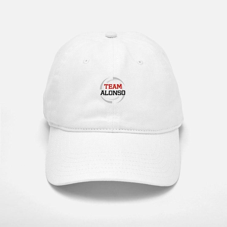 Alonso Baseball Baseball Cap
