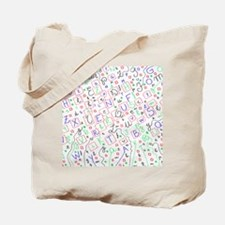 WRITE ME A LETTER Tote Bag