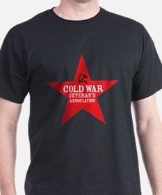 Cold War Veteran's Assn. T-Shirt