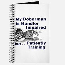 Doberman Pinscher Agility Journal