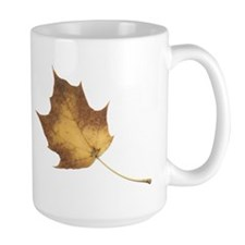 Autumn Leaf Fall Season Mugs