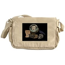SPIRIT OF EDGAR ALLAN POE Messenger Bag
