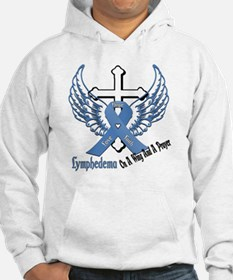 Lymphedema - On A Wing And A Pra Hoodie