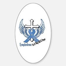 Lymphedema - On A Wing And A Prayer Decal