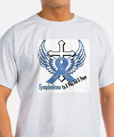 Lymphedema - On A Wing And A Prayer T-Shirt