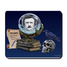 SPIRIT OF EDGAR ALLAN POE Mousepad