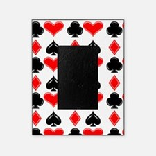 Playing Card Suits Picture Frame
