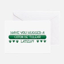 Hugged Coton Greeting Cards (Pk of 10)
