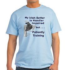 Irish Setter Agility T-Shirt
