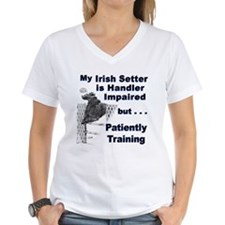 Irish Setter Agility Shirt