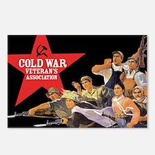 Cold War Veteran's Assn. Postcards (Package of 8)