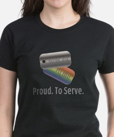 Proud. To Serve. Tee