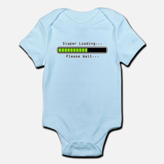 Diaper Loading...Please Wait. Infant Bodysuit