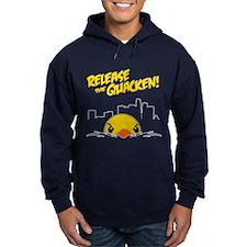 Release the Quacken LA Hoodie