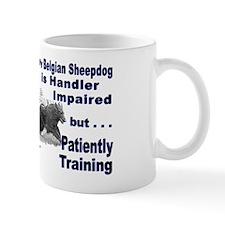 Belgian Sheepdog Agility Mug