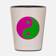 Unique Yin yang Shot Glass