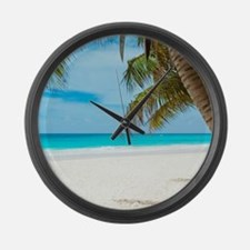 Cute Outdoor Large Wall Clock
