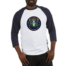 USS BARBOUR COUNTY Baseball Jersey