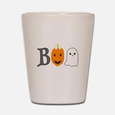 Cute Halloween Shot Glass