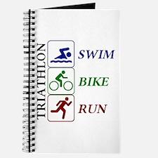 Triathlon Icons Journal