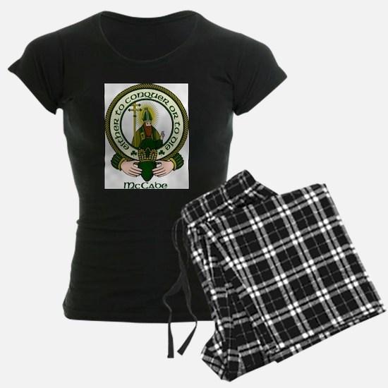 McCabe Clan Motto Pajamas