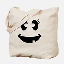 Unique Ghost face Tote Bag