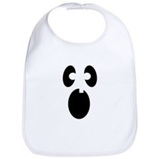 Unique Ghost face Bib