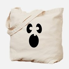 Funny Ghost face Tote Bag