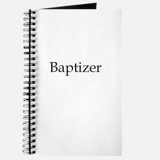 Baptizer Journal