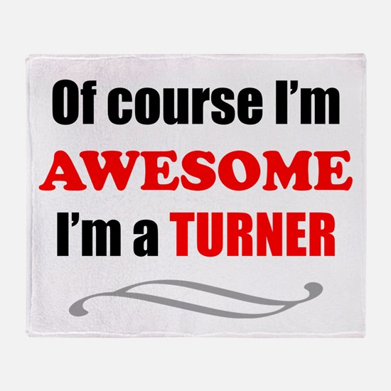 Turner Awesome Family Throw Blanket