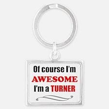 Turner Awesome Family Landscape Keychain