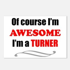 Turner Awesome Family Postcards (Package of 8)