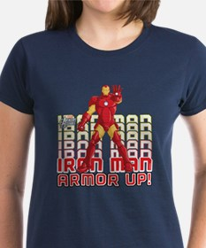 Iron Man Armor Up Tee