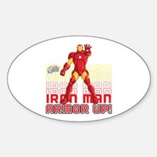 Iron Man Armor Up Decal