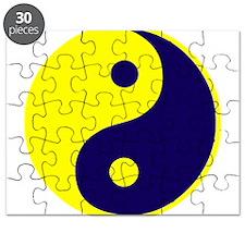 Funny Yin yang Puzzle