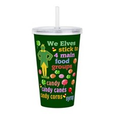 ELF Acrylic Double-wall Tumbler