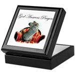 God Answers Prayers Keepsake Box