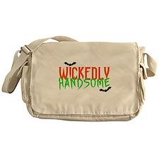 Cute Halloween costume Messenger Bag
