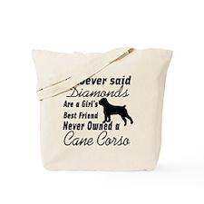 Unique Cane Tote Bag