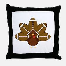 Cool Thanksgiving Throw Pillow