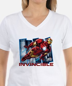 Iron Man Invincible Shirt