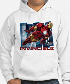 Iron Man Invincible Hoodie