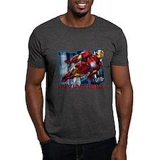 Iron Man Invincible T-Shirt
