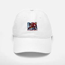 Iron Man Invincible Baseball Baseball Cap