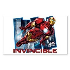 Iron Man Invincible Decal