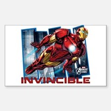 Iron Man Invincible Decal