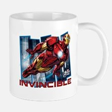 Iron Man Invincible Mug