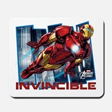 Iron Man Invincible Mousepad