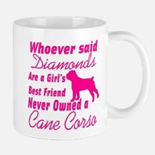 Cane Corso Girls Best Friend Mug