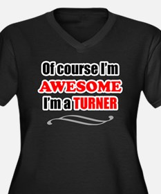Turner Awesome Family Plus Size T-Shirt